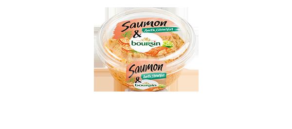 Les Tartinables Boursin® au poisson