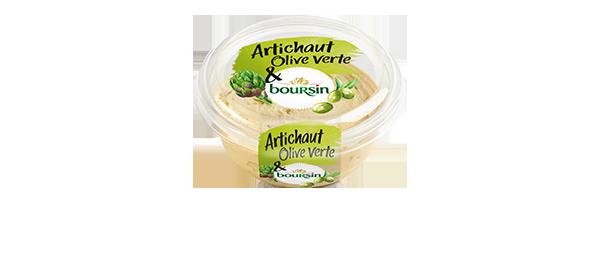Les Tartinables Boursin® aux légumes