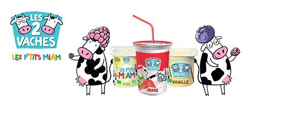 Les P'tits Miam Les 2 Vaches