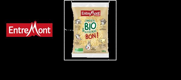 Râpé Emmental Bio Entremont