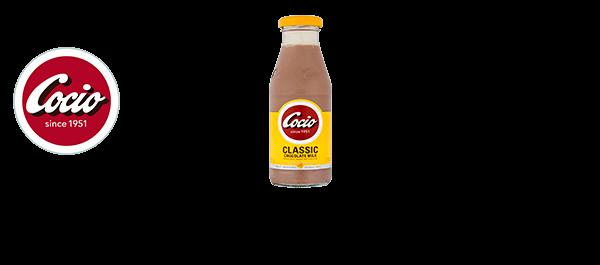 Cocio Classic Chocolate Milk