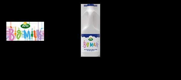 Arla Big Milk