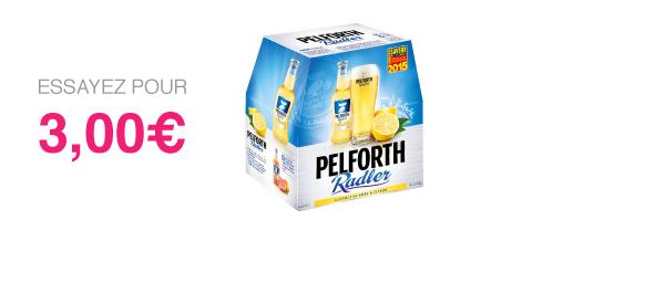 Pelforth Radler Citron