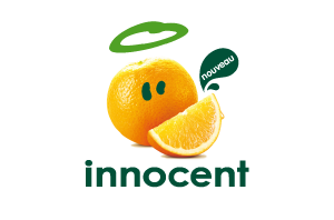 Jus de fruits innocent