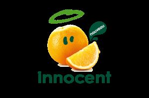 Jus de fruits innocent