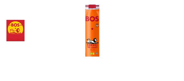 BOS: le Thé Glacé au Rooibos Bio