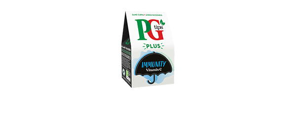 PG Tips Plus Immunity
