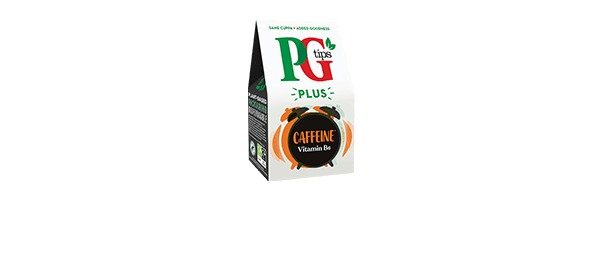 PG Tips Plus Caffeine