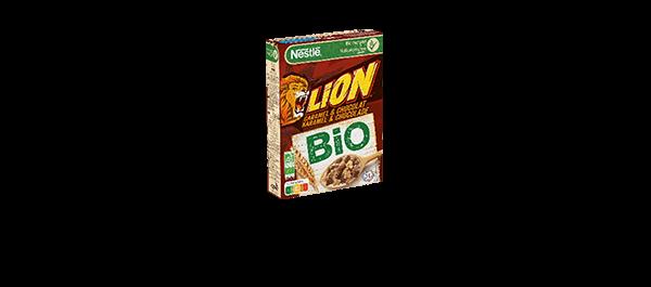 Céréales LION® BIO 400g