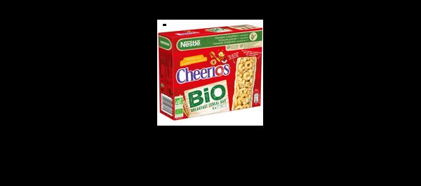 Barres De Céréales CHEERIOS® BIO 4x22g