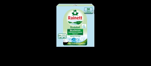 Produits lave-vaisselle Rainett