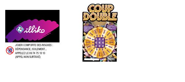 illiko® Coup Double