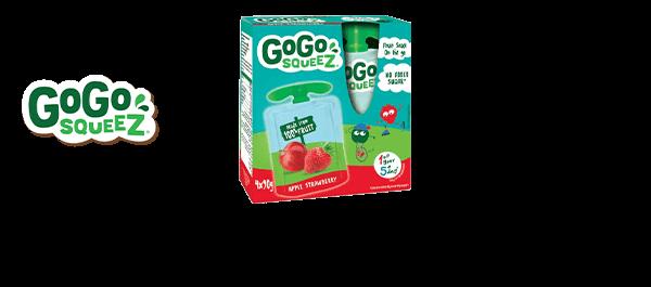 GoGo squeeZ Kids Fruit Snacks