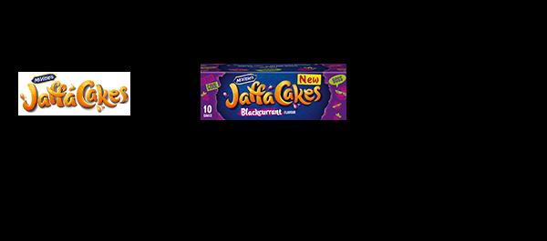 Jaffa Cakes Blackcurrant flavour
