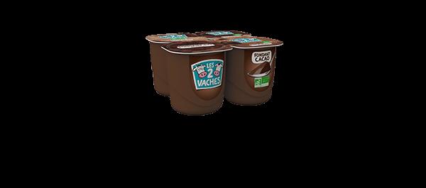 Notre Fondant au Cacao