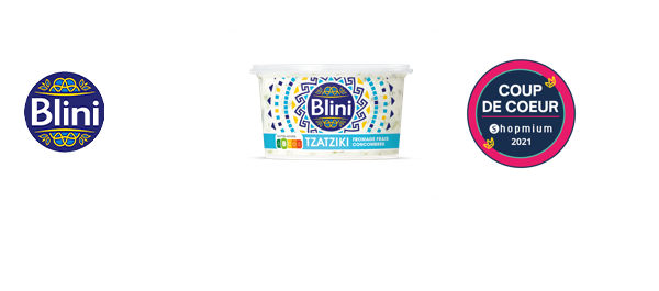 Les Blinis & Tartinables BLINI