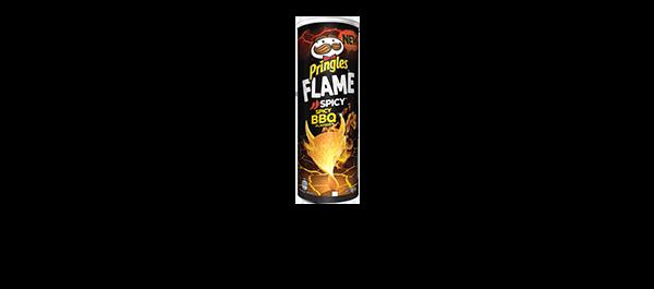 Pringles Flame