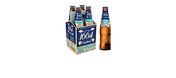 1664 Créations Hoppy Lager