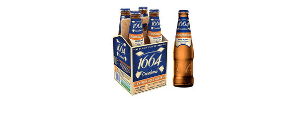 1664 Créations French Gold Lager