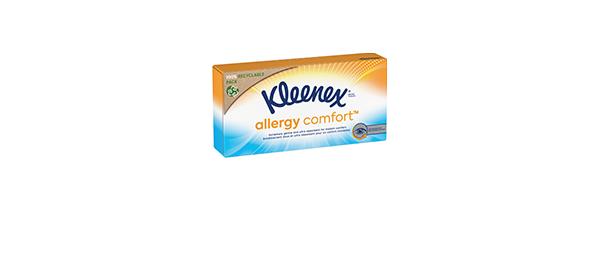 Kleenex® Allergy Comfort™