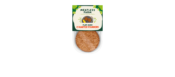 Meatless Farm Quarter Pounders