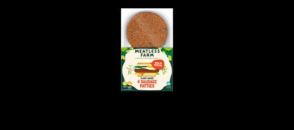 Meatless Farm Sausage Patties