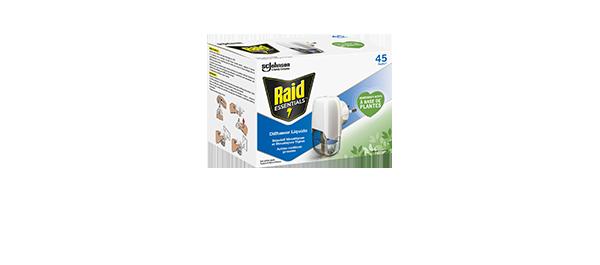 Raid Essentials™ Diffuseur électrique