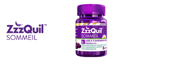 ZzzQuil™ Sommeil
