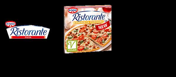 Dr. Oetker Ristorante Vegan Pizza
