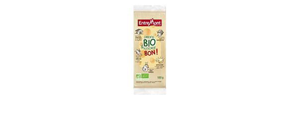 Portion Emmental Bio Entremont