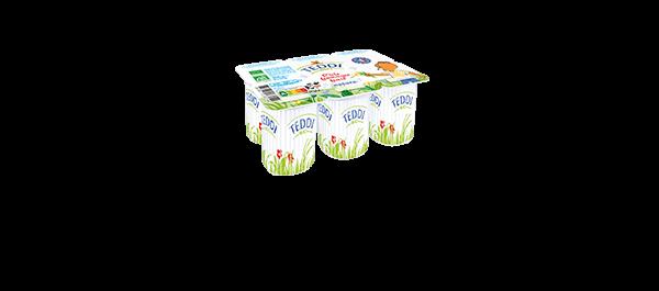 Fromage frais nature 6x60g