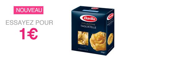 Pâtes Collezione Barilla