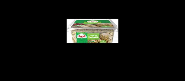 Halawa à la pistaches
