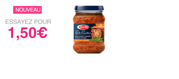 Sauces Pesti Barilla
