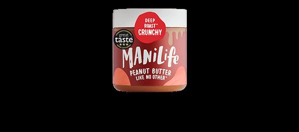 ManiLife Deep Roast Crunchy