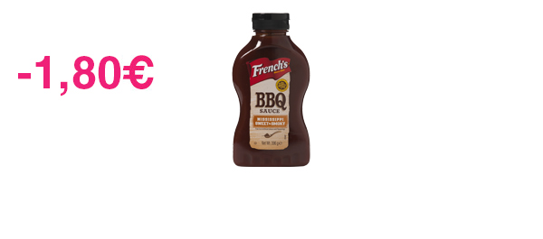 French's BBQ Sauce Mississippi