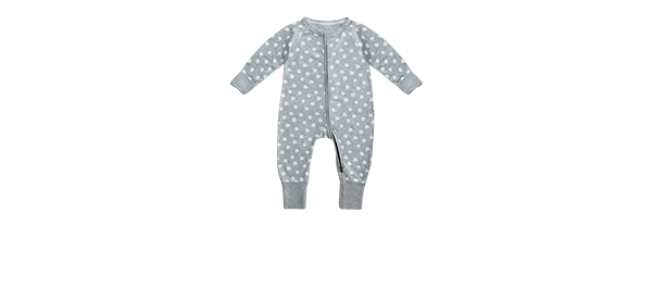 Pyjama Coton Stretch DIM Zippy