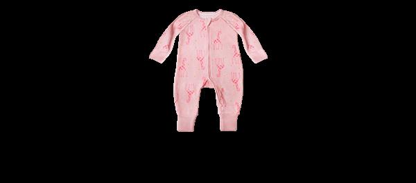 Pyjama Velours DIM Zippy