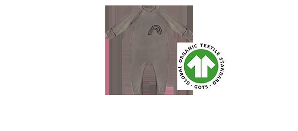 Pyjama Coton Bio DIM Zippy
