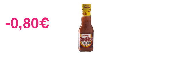 Frank's RedHot Sauce XTRA Hot