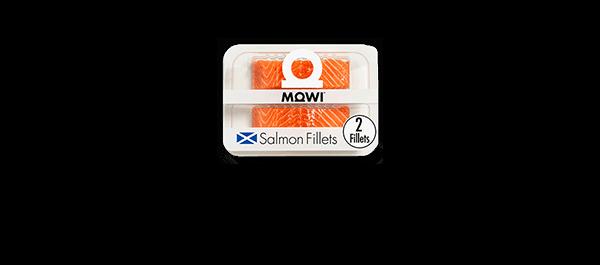 MOWI Fresh Salmon Fillets 230g