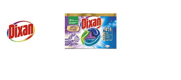 Nieuw! Dixan Discs Fresh Lavender