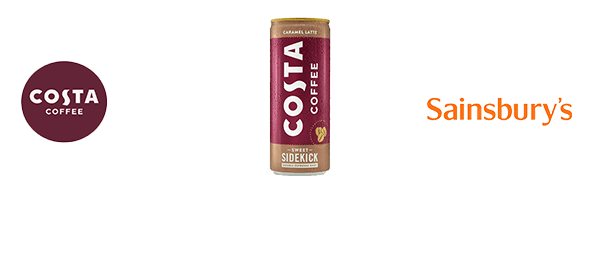 Costa Coffee In a Can