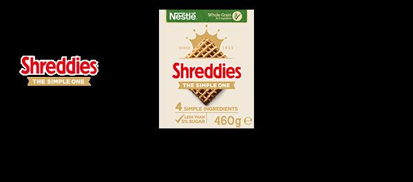 NEW: Shreddies The Simple One