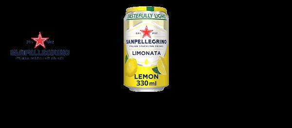 Sanpellegrino Tastefully Light Lemon