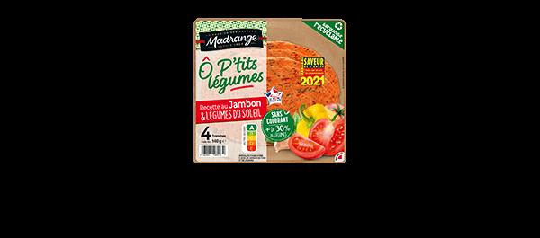Gamme Jambon & Légumes