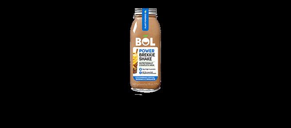 Colombian Coffee, Banana & Cinnamon