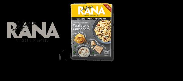 La Famiglia Rana Recipe Kits