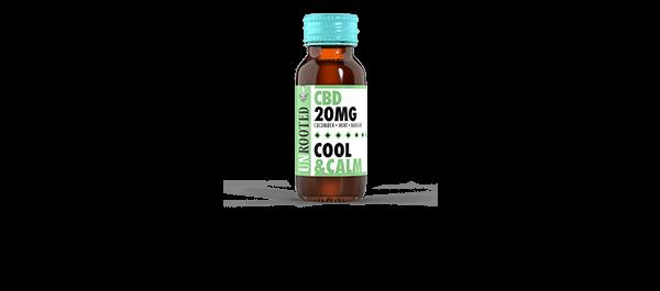 Cucumber, Mint & Baobab CBD Shot