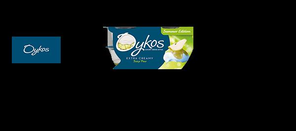 Oykos Summer Edition Juicy Pear Yogurt